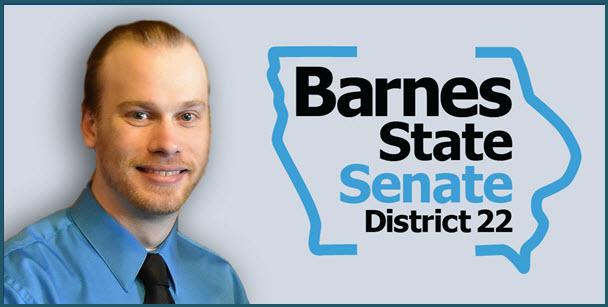 Barnes for State Senate